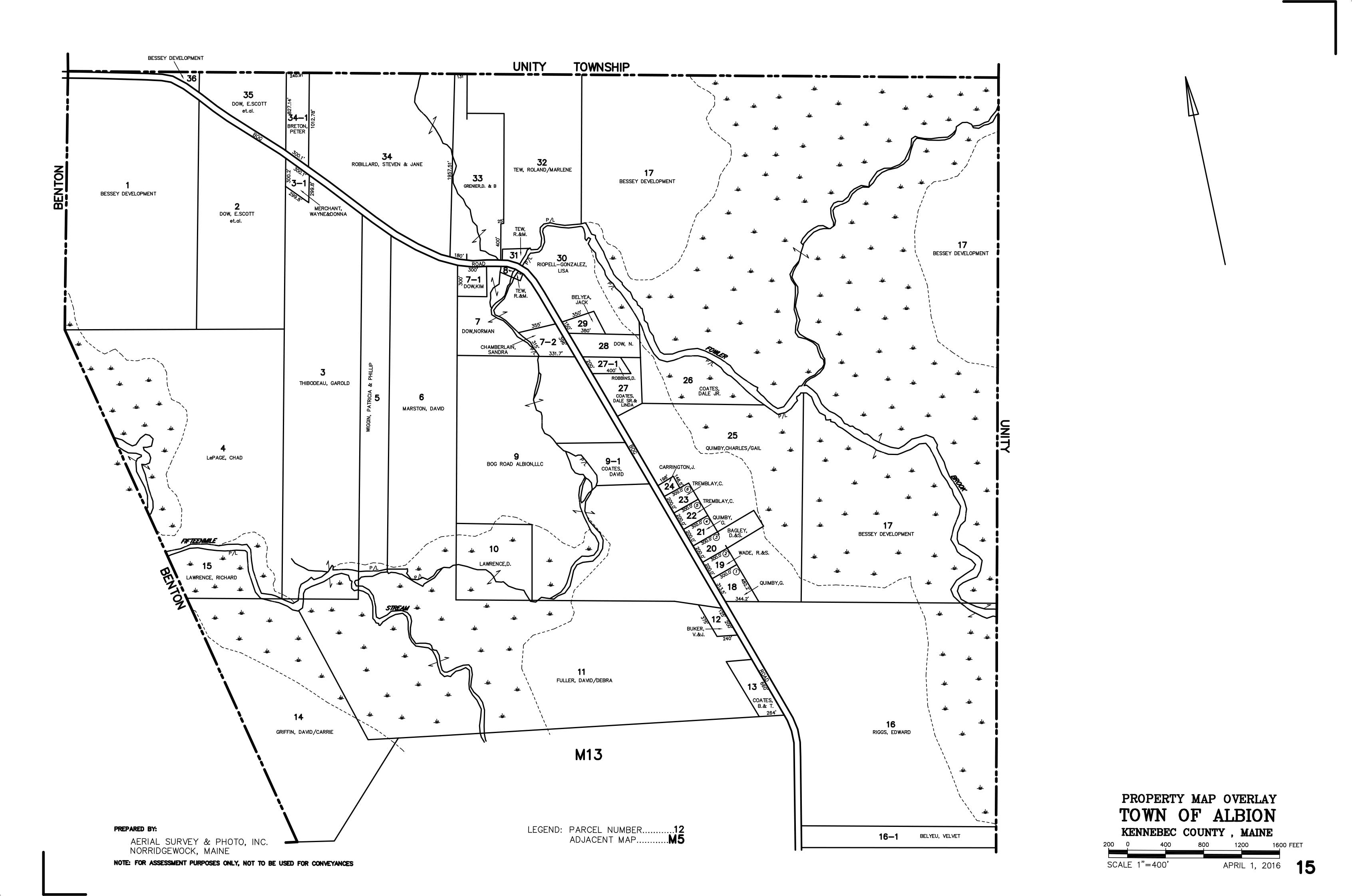 Maps With Property Lines Real Estate & Property Tax Commitment Books & Maps   Albion, Maine Maps With Property Lines